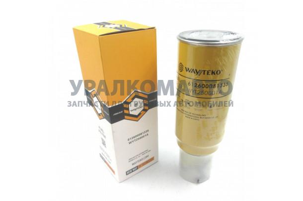 Фильтр топливный Евро3 PL420 грубой очистки (с подогревом) WAYTEKO PREMIUM